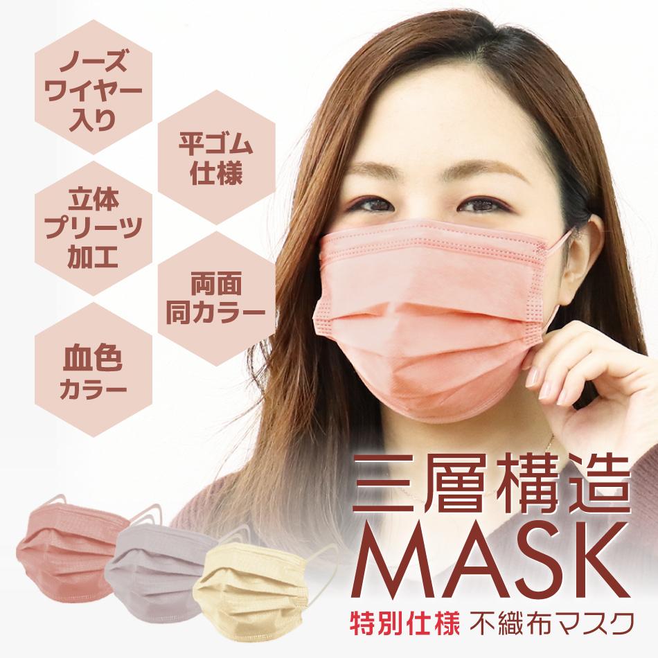 織物 と は マスク 不